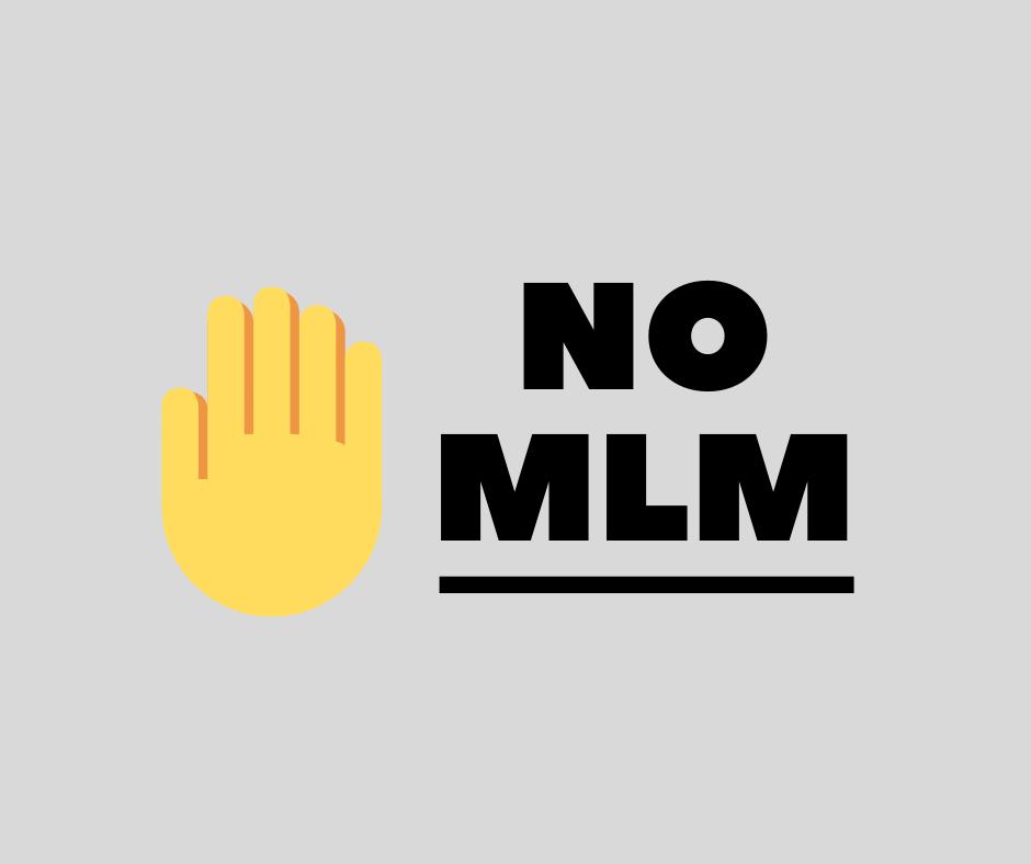 Skończyłem z MLM